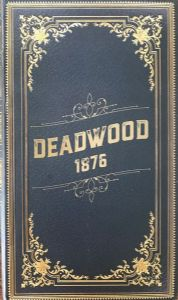 Deadwood 1876: A Safe-Robbing Game of Teamwork & Betrayal
